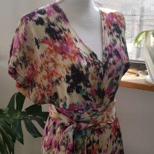 Kathy Kemp made in NY - Kimono inspired dress